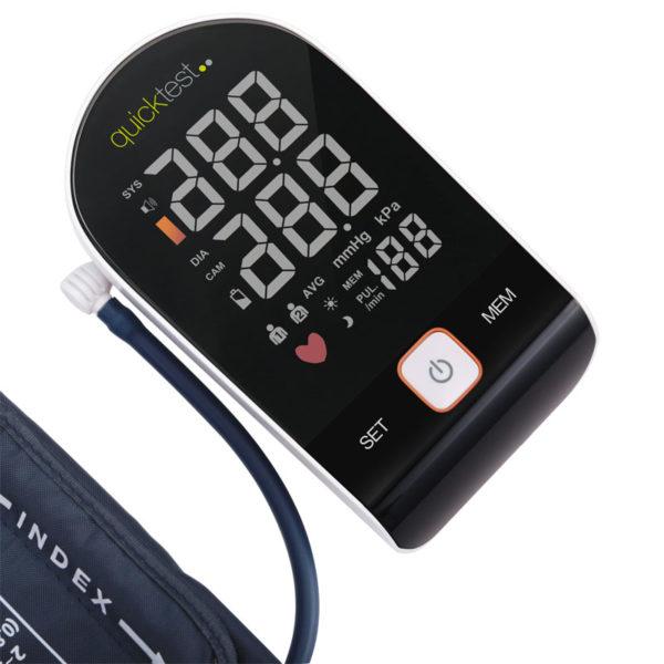 Blodtrycksmätare från Quicktest - Mät ditt blodtryck hemma